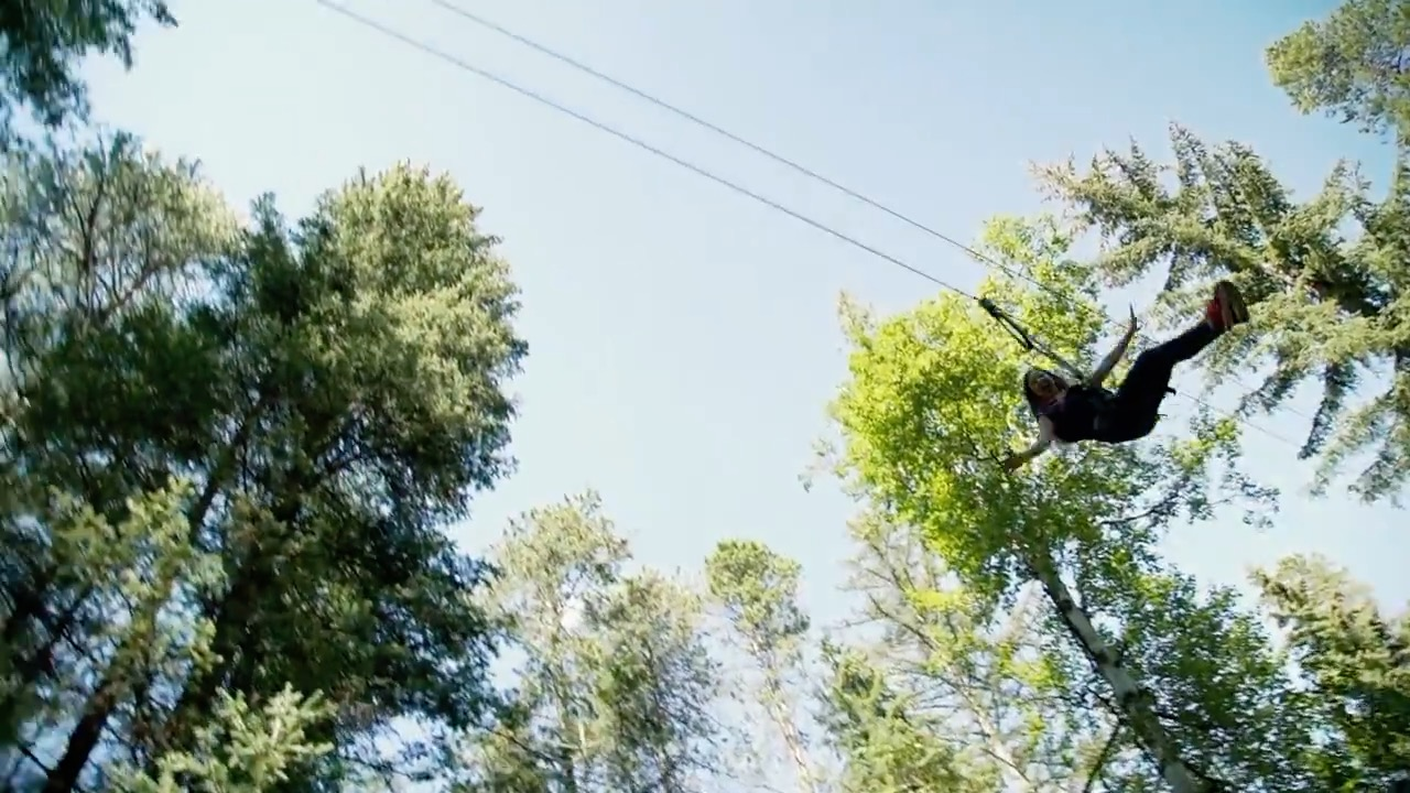 ziplining near national parks